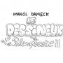 24HCD 2014-Imanol Dameck-LE DESSINEUX Vs LE PALIMPESTE - Imanol Dameck-18