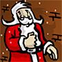 La disparition du Père Noël par Stoon -