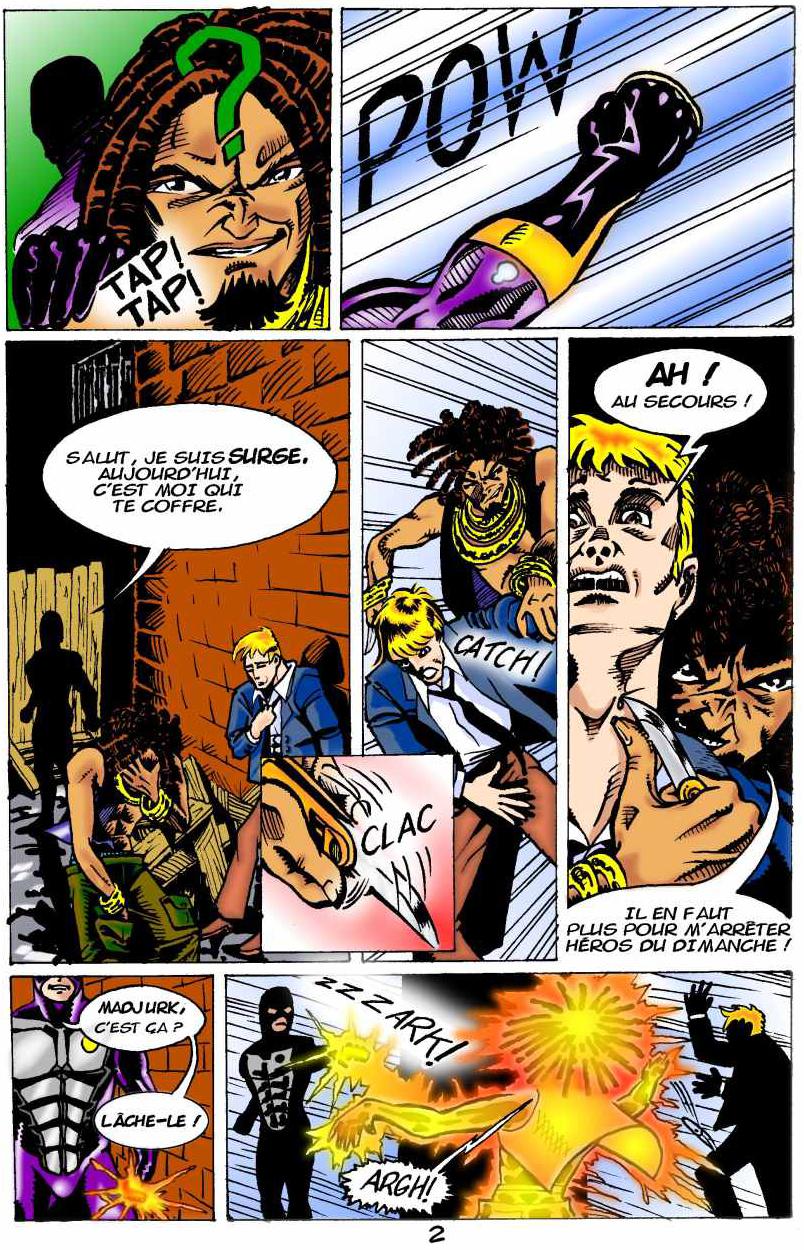 WebaMag - Collectionneur de Web-BD - Super-Héros ...