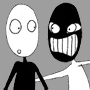 White and Black -